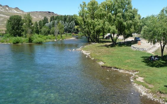 Junin de los Andes is a nice Argentinian town on the border