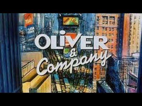 Oliver And Company Part 1 Oliver And Company Company Animation Movie