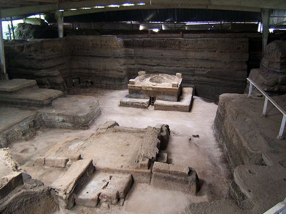 Joya de Ceren, Archaeological remains. http://www.lastfrontiers.com/el-salvador/regions/san-salvador-and-the-east