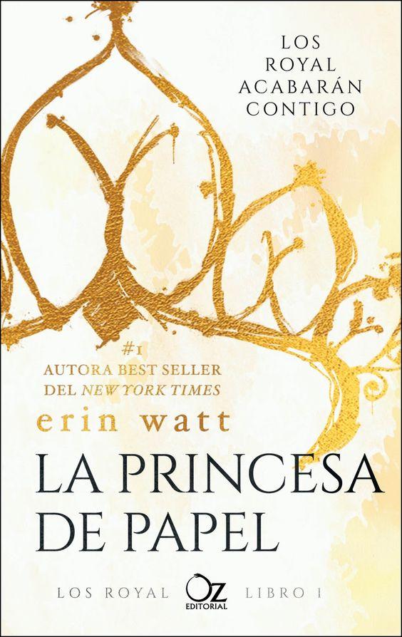 La princesa de papel, Erin Watt: