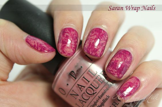 Wrap Nails Tutorial