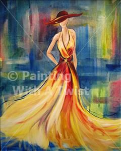 Twists and paintings on pinterest for Painting with a twist lexington