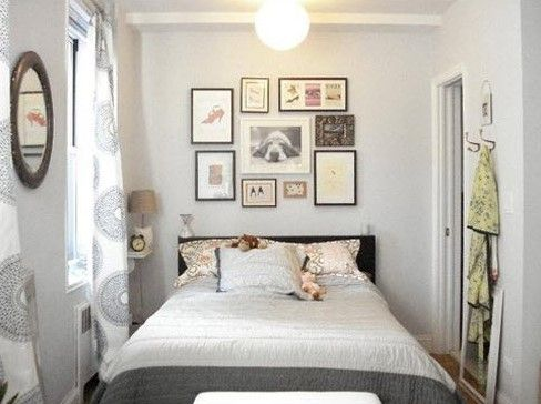 30 Beautiful And Artistic Small Bedroom Designs Page 7 Of 7 Home Decor Ideas Apartment Bedroom Design Small Bedroom Designs Bedroom Layouts