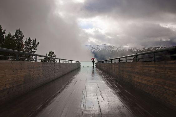 Paraguas rojo. by Arturo Diez on 500px