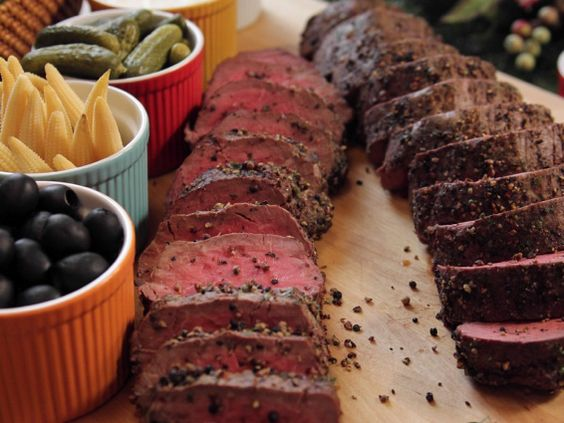 Horseradish Sauce Beef Tenderloin And Christmas Eve On