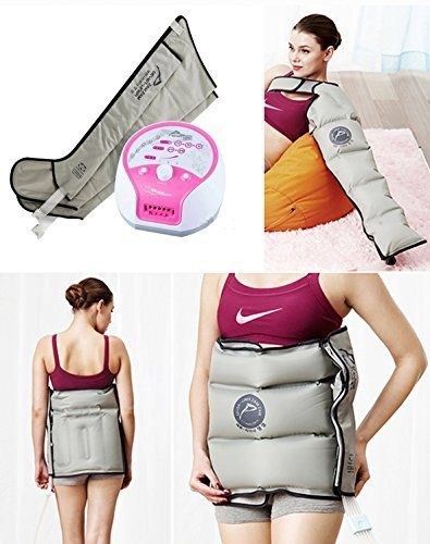 SEVEN LINER ZAMZAM ZAM-100 Air Compression Circulation Massager Personal Body Massage [Main Leg Arm Waist cuff] 110V~240V /50~60Hz Full Set * Read more reviews of the product by visiting the link on the image.