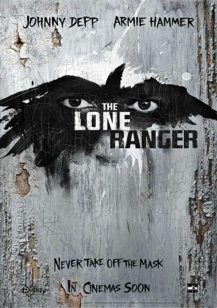 The Lone Ranger #poster