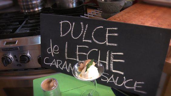 Dulce de Leche www.chefmichaelsmith.com