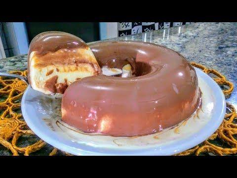 Sorvetao De Leite Ninho E Chocolate Sobremesa Perfeita Youtube
