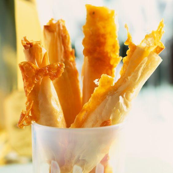 Découvrez la recette Croustillants d'époisses sur cuisineactuelle.fr.