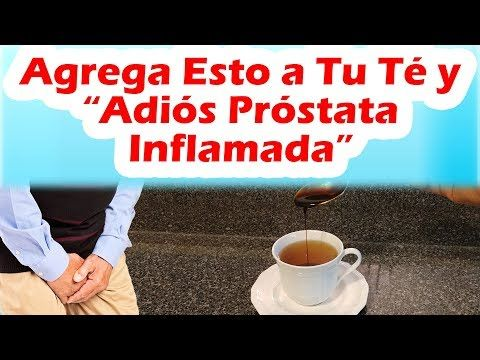 qué es bueno para desinflamar la próstata