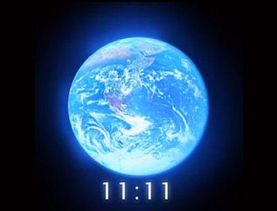 The 111 or 1111 sequence can be an incredibly meaningful sign of alignment in the process of manifestation. You might also see 222, 333 or perhaps even 555.