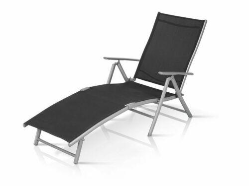 Florabest Liegestuhl Aluminium Entspannende 20 Gunstiger Lidl