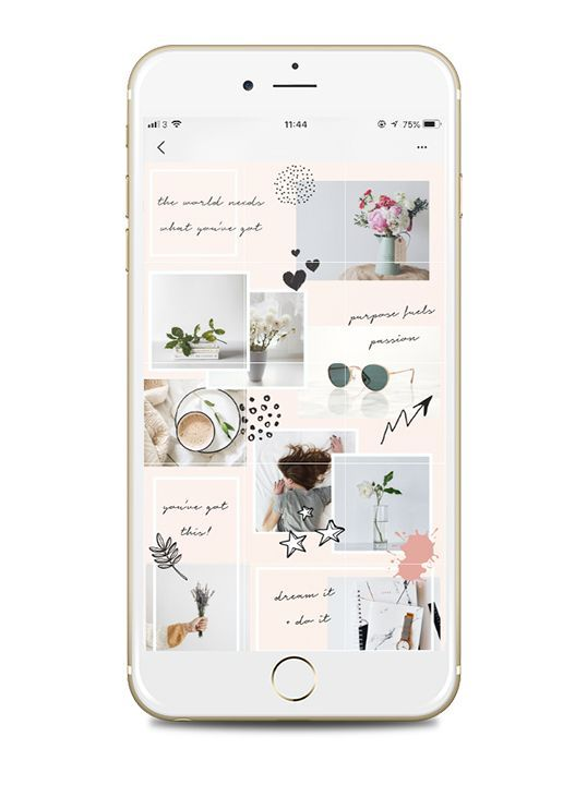 Create A Puzzle Feed Without Photoshop Using This Pre Designed Canva Instagram Puzzle Feed T Instagram Design Layout Instagram Feed Layout Instagram Feed Ideas