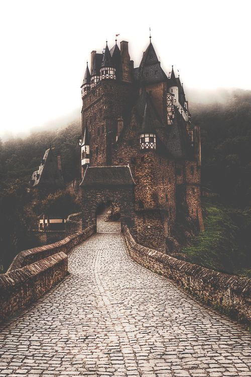 Eltz Castle in Germany: