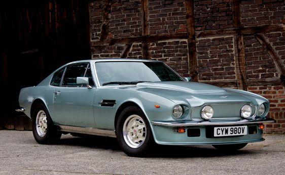 1979 Aston Martin V8 Vantage Classic Cars Aston Martin Cars Aston Martin Lagonda