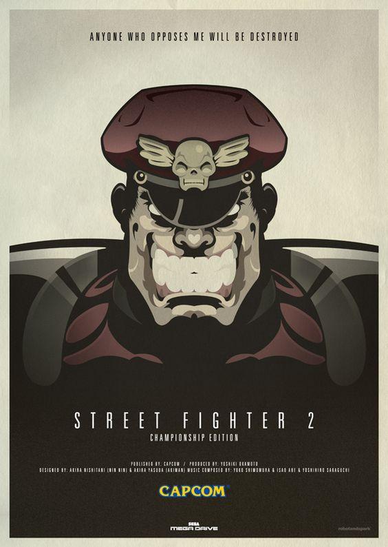 Comic Con Retro Video Game Poster