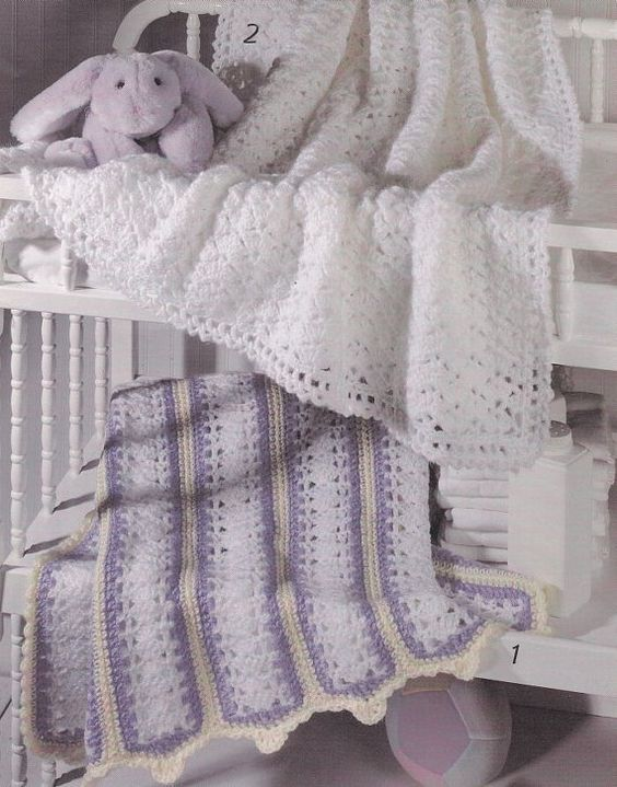 Hug Me Softly Baby Afghan Crochet Patterns