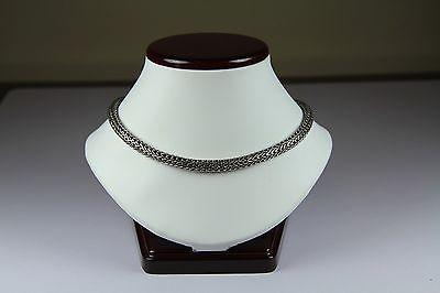 """John Hardy Classic Sterling Silver Chain Necklace 45.9 grams 16 1/2"""" https://t.co/d1avHGimgp https://t.co/jtGpMYtkhL"""