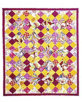 Additional Images of The Quilter's Practical Guide to Color by Becky Goldsmith - ConnectingThreads.com