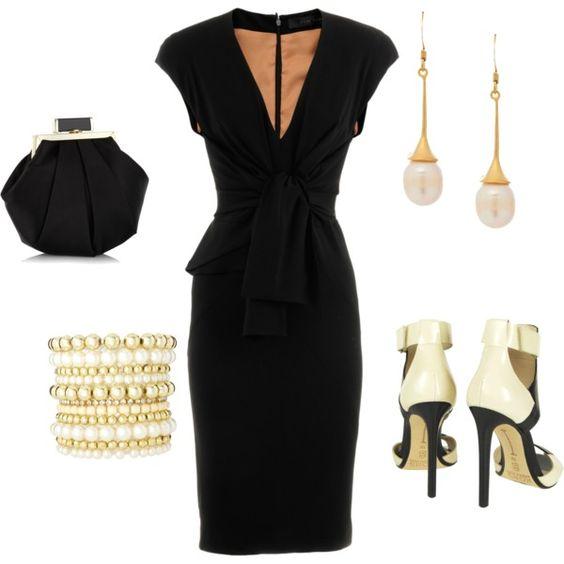Lady...Elegant in Black