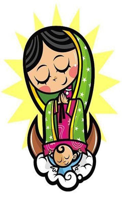 Virgen De Guadalupe Imagenes Dibujos Y Apariciones En 2020