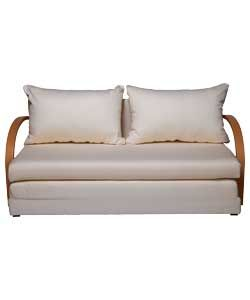 fizz foam fold out sofa bed natural argos sewing. Black Bedroom Furniture Sets. Home Design Ideas