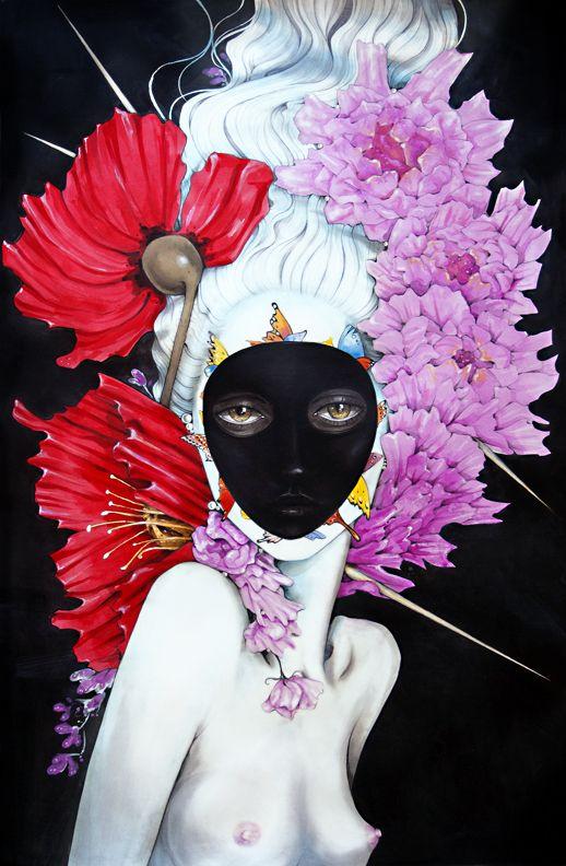 Moretta Mask (Servetta Muta)