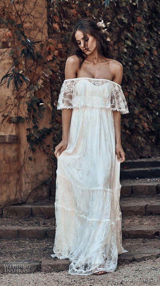 grace love lace 2018 bridal wedding dresses