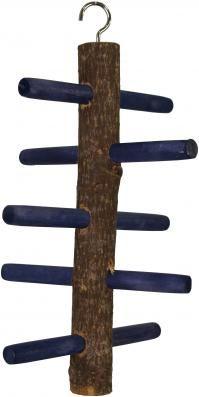 Das perfekte Vogelspielzeug Happybirdy zum Spielen und Klettern. Besonders gut geeignet für Wellensittiche und kleine Nymphen.