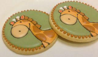 Karen's Cookie Jar: Baby Shower - Jungle Theme