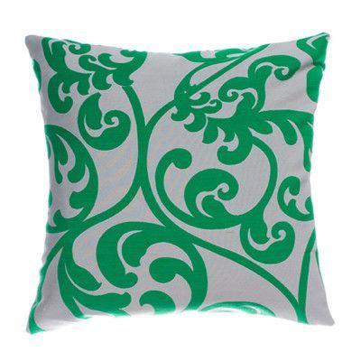 Softline Home Fashions Karaj Throw Pillow Color: