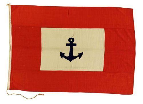 Anchor Flag Nautical Flags Flag Maritime Museum