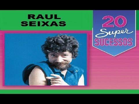 Raul Seixas - 20 Super Sucessos - CD Completo
