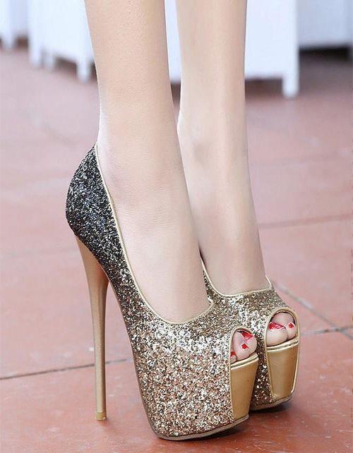 High Heels Fashion Girl Shoe Fashion High Heels Heels Women Shoes