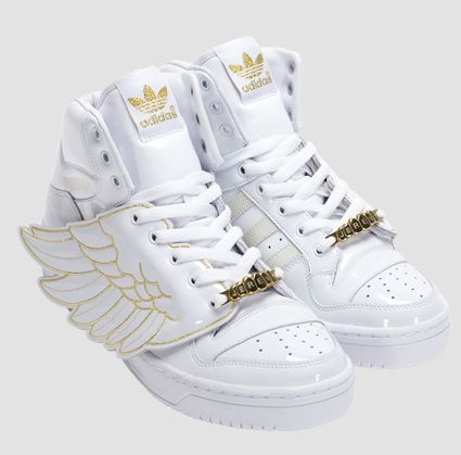 addidas with wings