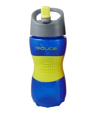 Another great find on #zulily! Blue Gripster 14-Oz. Water Bottle by Reduce #zulilyfinds