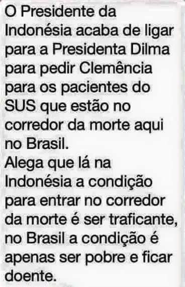 Post  #FALASÉRIO!  : 100 perdão ,,, ESTAMOS CONDENADOS A CADA SEGUNDO !...: