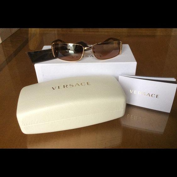 Versace Sunglasses Versace Sunglasses-New Accessories Glasses