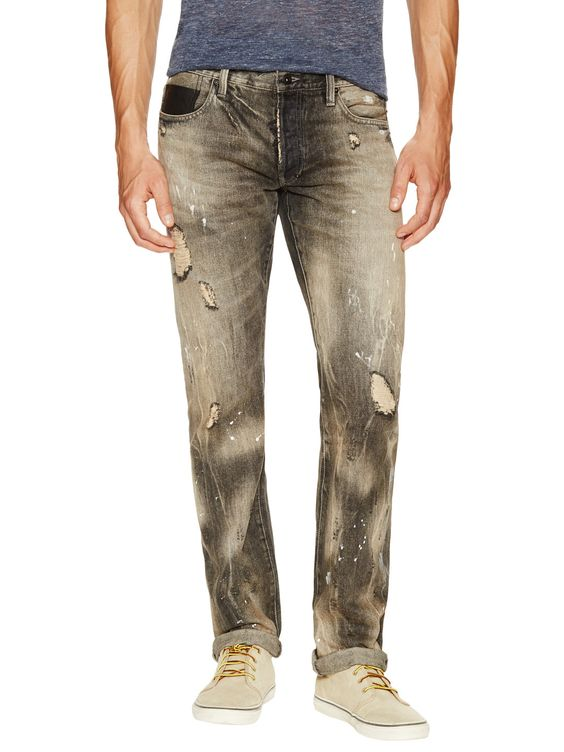PRPS GOODS & CO. Skidoo Slim Fit Jeans