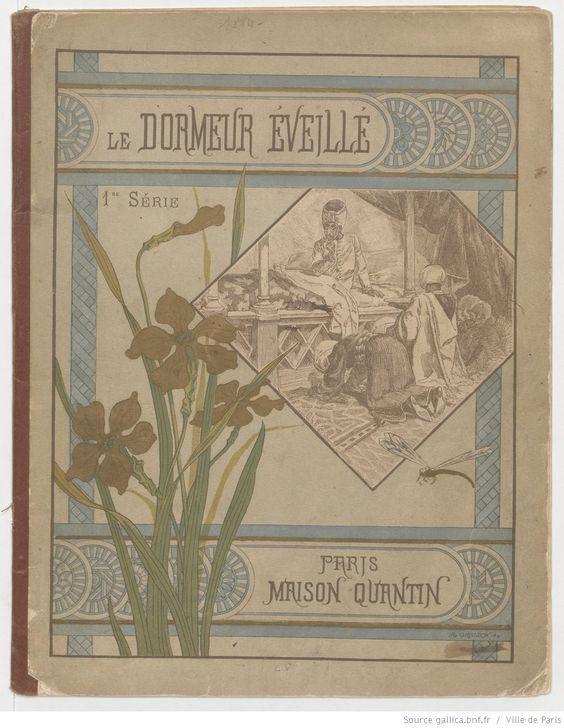 Le dormeur éveillé, éditions Quantin, 1884