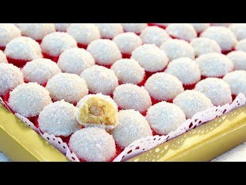 حلويات العيد 2019 بكأس من الحليب البودرة مذاق مبهر أروع حلوة في دقائق معدودة تجربيهافي آخر لحضة Youtube Desserts Vanilla Cake Biscuits