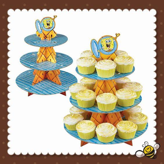 BeeCake: Como customizar cupcakes e festas