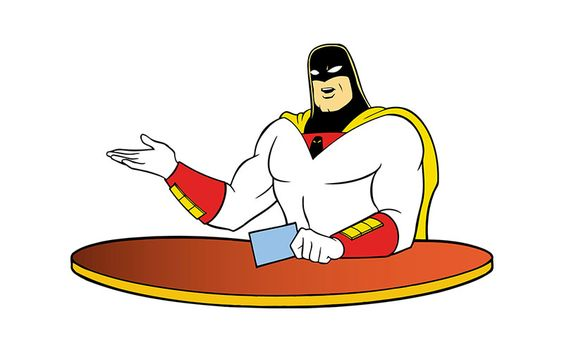 That Time Space Ghost Gave Peter Molyneux Shit At E3