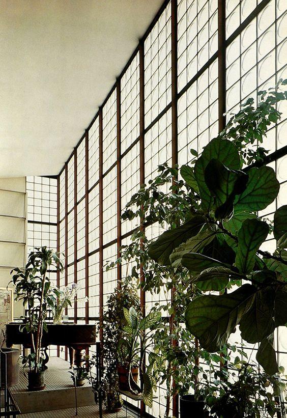 Maison de verre paris france 1932 pierre chareau - Maison de verre paris visite ...