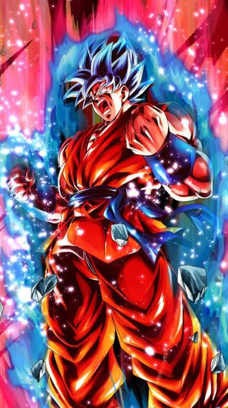 Cool Kaioken Wallpaper Goku Super Saiyan Blue Wallpaper In 2020 Dragon Ball Super Goku Dragon Ball Super Manga Anime Dragon Ball Super