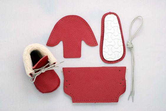 Die ersten Kinderschuhe | First Baby Shoes