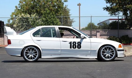 EC-7's on an E36 M3 Track car   Flickr - Photo Sharing!