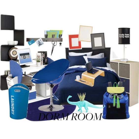 Must Haves For A Guy S Dorm Room