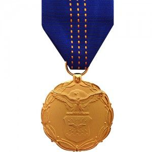 The Air Force Decoration for Exceptional Civilian Service (AFDECS) is granted to Air Force civilian employees that have achieved their required duties for at least one year, resulting in profound Air Force-wide impact to programs as documented by the following: development of improved methods or procedures, initiation of revolutionary ideas, or unprecedented achievements or benefits to the government.